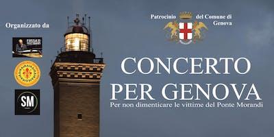 Concerto per Genova