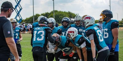 2019 Jacksonville Jaguars Academy - Coaching Shadowing