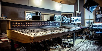 Music Producer Course - Open Day @ UNITED POP - Drum Recording - Workshop