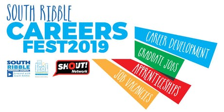 South Ribble Careers Fest tickets