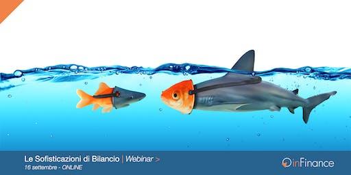 Webinar | Le Sofisticazioni di Bilancio