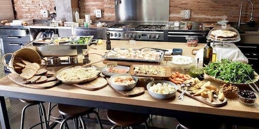 BATCH COOKING PARA EL VERANO: cocina un día para toda la semana