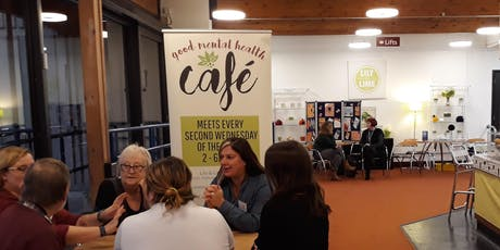 Good Mental Health Cafe - drop-in event tickets