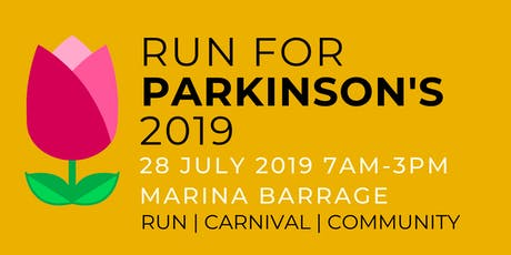 Run For Parkinson's 2019 tickets