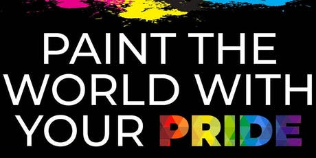 March with Pride at BourneFree with AECC University College tickets