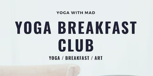 Black Swan Yoga Breakfast Club