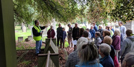 Heritage Open Day, 2019, Tours of Jesmond Old Cemetery tickets