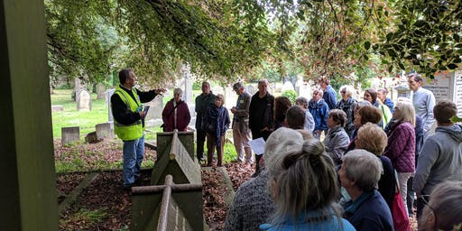 Heritage Open Day, 2019, Tours of Jesmond Old Cemetery