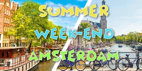 Summer week-end Amsterdam & World Music Festival 2019 billets