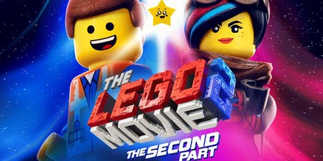 Lego Movie 2 tickets