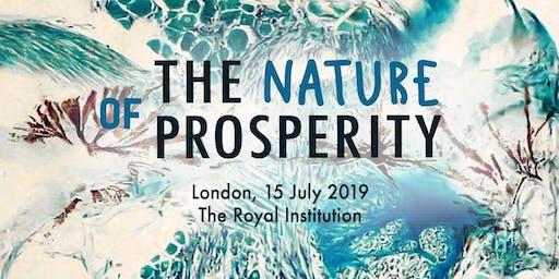 Nature of Prosperity Dialogue: Reviving Democracy