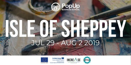 Isle of Sheppey - PopUp Business School | Making Money From Your Passion tickets