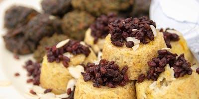 Vegan Secret Supper - a middle eastern feast