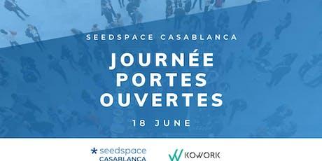 Seedspace Casablanca Journée Portes Ouvertes billets