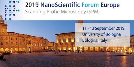 NanoScientific Forum Europe 2019 (NSFE 2019) biglietti