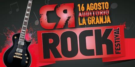 CR ROCK FESTIVAL entradas
