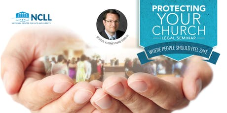 Protecting Your Church - Greenville, SC tickets