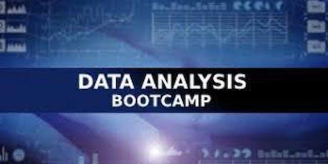 Data Analysis Bootcamp 3 Days Training in Melbourne tickets