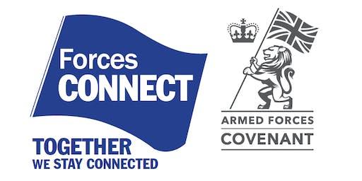 Forces Connect Workshop - West Midlands