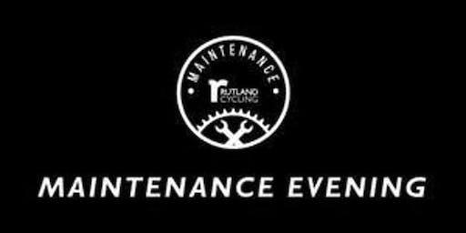 Maintenance Class 3: Brakes