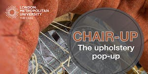 'Chair-up': The Upholstery Pop-up