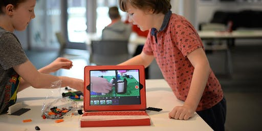 Lego Animation Workshop 7 - 9 year olds