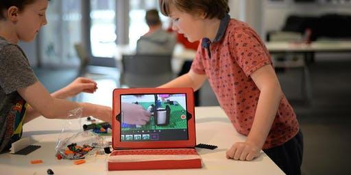 Lego Animation Workshop 10 - 14 year olds