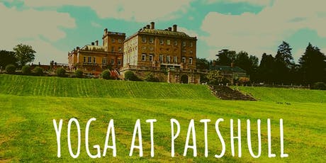 YOGA MOVES SUMMER EVENT AT PATSHULL HALL tickets