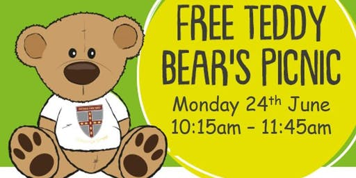 Treetops Pre-School Teddy Bears Picnic