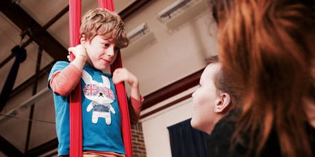 Youth Circus Workshop - Monday July 29th tickets
