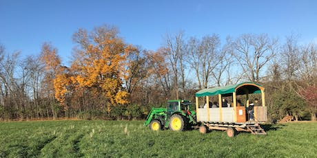 Seven Sons Farms Wagon Tour - July 27, 2019 @ 10:30AM EST tickets