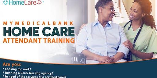 MyMedicalBank Home Care Attendant (HCA) Training