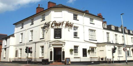 Ghost Hunt At The Very Haunted Grail Court Hotel tickets