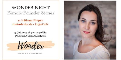 WONDER NIGHT: Female Founder Stories