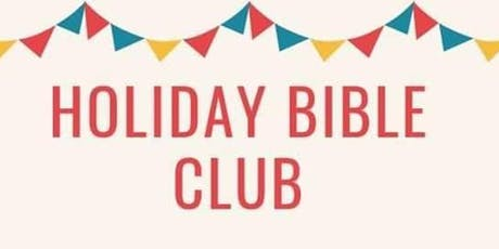 DMC Holiday Bible Club 2019 tickets