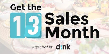 13th Sales Month Breakfast Frankfurt tickets