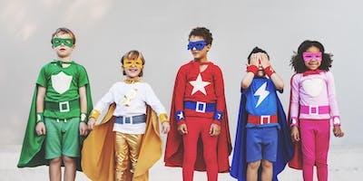 Neue Helden - 100% Energie für deine Projekte!