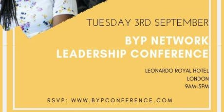 BYP Network Leadership Conference tickets