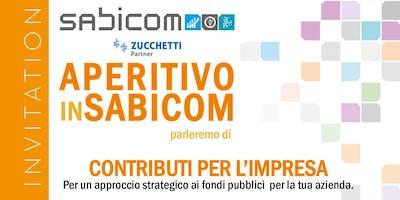 Incontro sui Contribuiti per l'Impresa - Un approccio strategico ai fondi pubblici per la tua azienda.