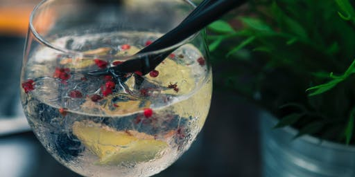 Gin as a Tonic - Free Public Lecture with Staffordshire Gin Company