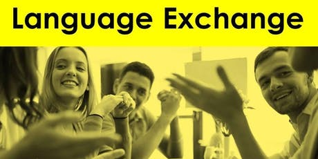 Language Exchange (FREE) tickets