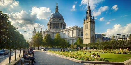 City of London Landmarks Walk - Thursday 25 July, 11am tickets