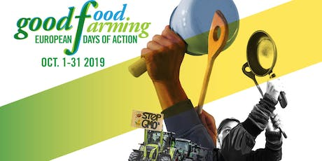 How to campaign for Good Food Good Farming? tickets
