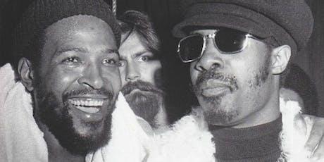 Marvin Gaye vs Stevie Wonder tickets