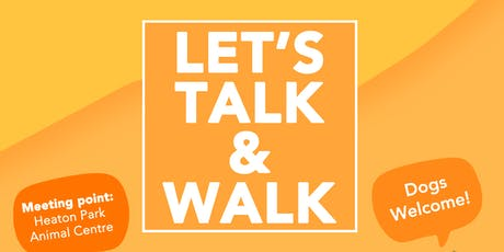 Let's Talk and Walk tickets