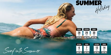 SSC - Summer Holiday  Sale | Kortingen tot wel 70% op | Wetsuits | Hardware | Summer Collections | tickets