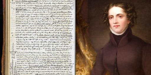 Writing Anne Lister: A Talk by Dr Jill Liddington (Tickets £5)