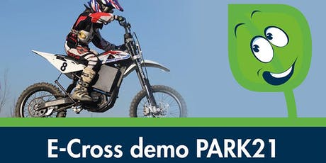 Opening Zomerweken - E-Cross demo PARK21 tickets