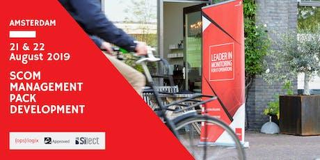 SCOM Management Pack Development Amsterdam August 21-22 tickets