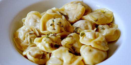Make Russian Dumplings with a Chef